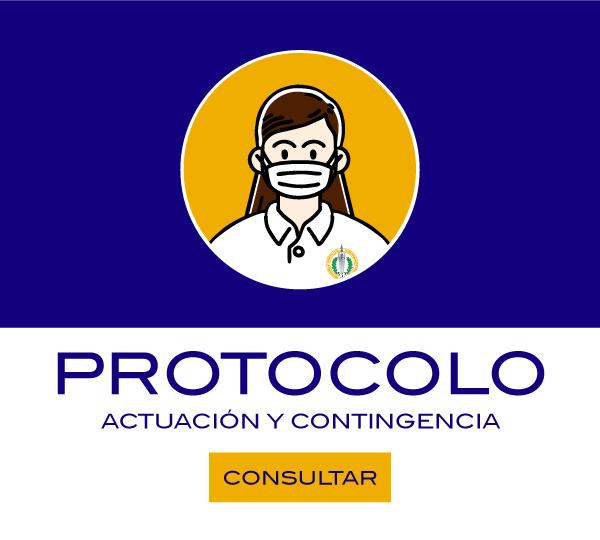 Consultar protocolo de actuación y contingencia