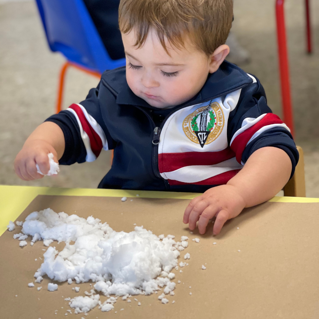 Creating Our Own Snow